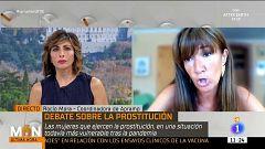 Las prostitutas exigen a la Ministra de Igualdad que puedan tener acceso al IMV