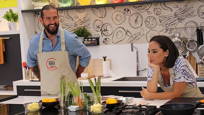 Cocina al punto con Peña y Tamara - Mantequilla pasiega - ver ahora