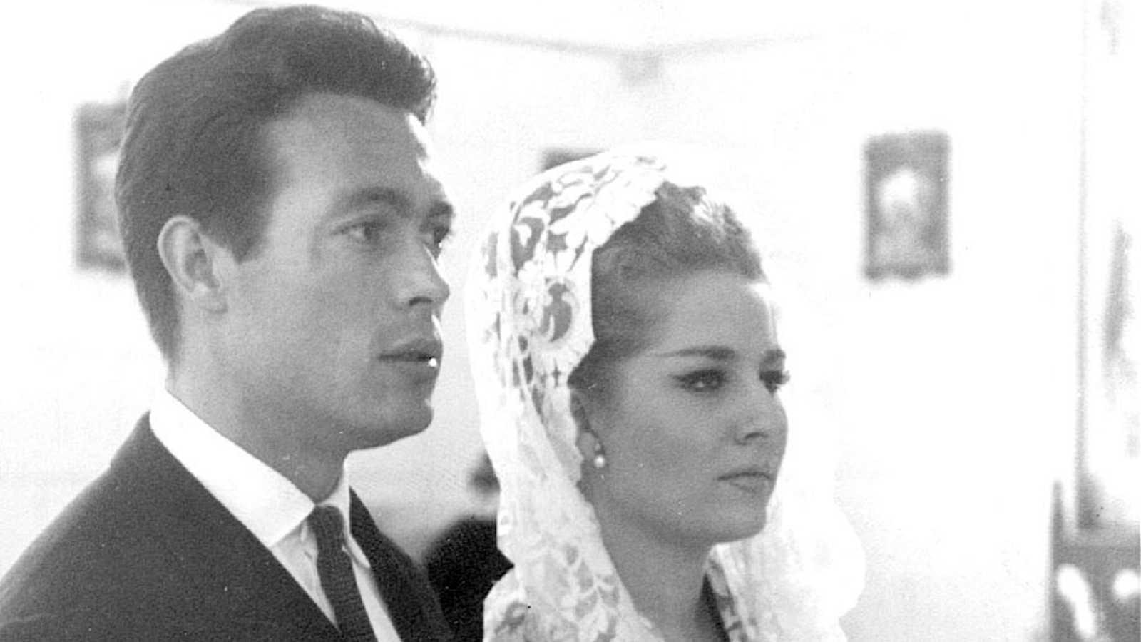 Concha Márquez Piquer y Curro Romero, del amor al odio