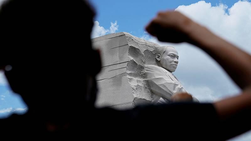 57 años después del 'I have a dream', EE.UU. sigue luchando contra el racismo