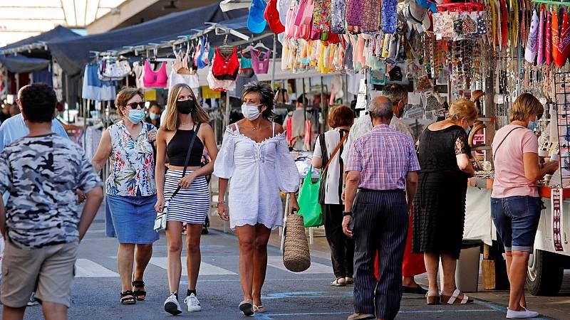 Entran en vigor las restricciones sociales en Gran Canaria, Lanzarote y Cataluña