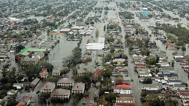 Se cumplen 15 años del devastador paso del huracán Katrina por Nueva Orleans