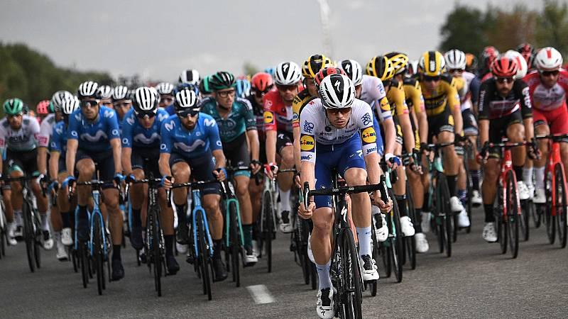 Ciclismo - Tour de Francia. 1ª etapa: Nice Moyen Pays-Nice - ver ahora