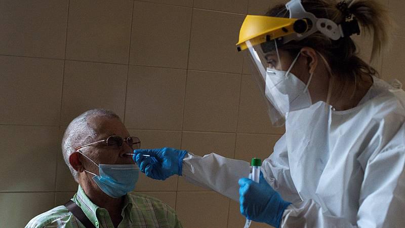 Varias comunidades alcanzan el récord de contagios diarios desde el inicio de la pandemia