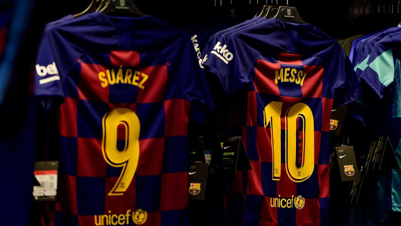 Vídeo: Messi no se presenta a las pruebas PCR del Barcelona