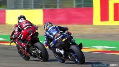 Motociclismo - Campeonato del Mundo Superbike 2020. Prueba Aragón WSBK Superpole Race