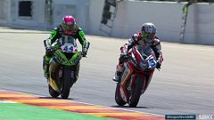 Motociclismo - Campeonato del Mundo Superbike 2020. Prueba Aragón World Supersport 2ª carrera