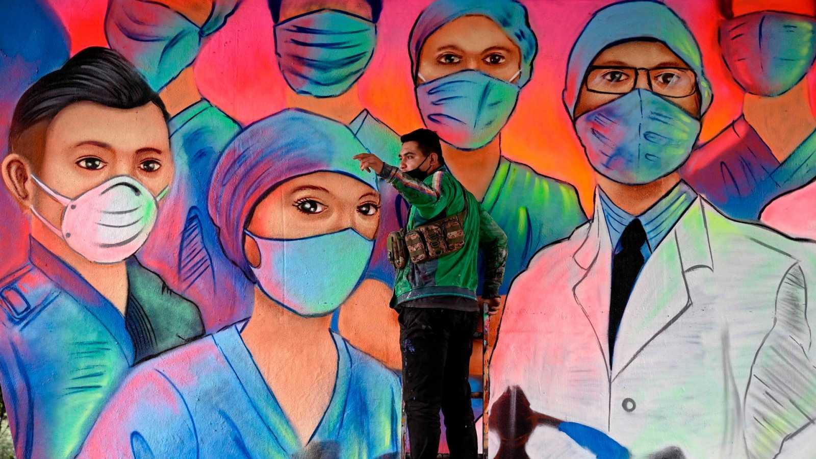 El mundo supera los 25 millones de casos de COVID-19