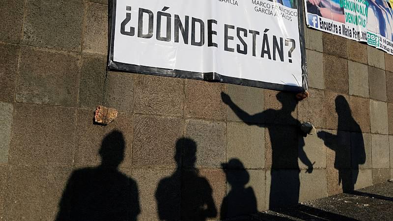 El presidente de México acepta la intervención de la ONU para ayudar en la crisis de los desaparecidos
