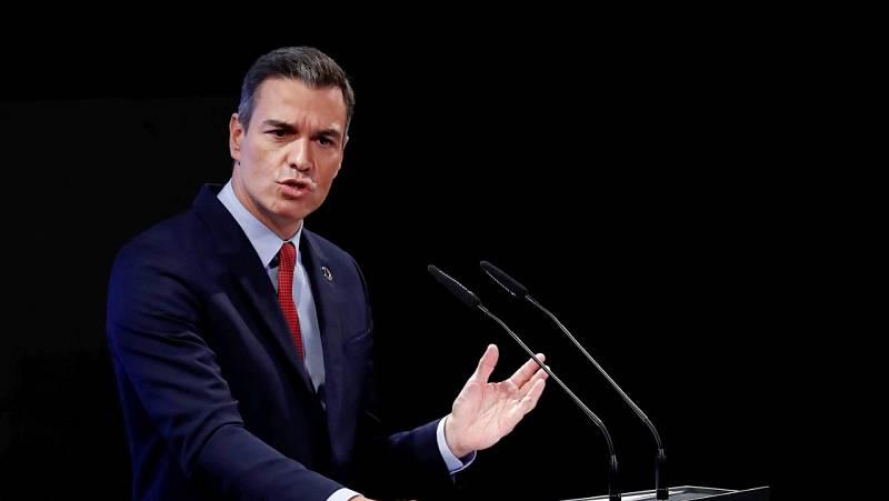 """Sánchez llama a la """"unidad"""" a comunidades, agentes sociales y a las formaciones políticas"""
