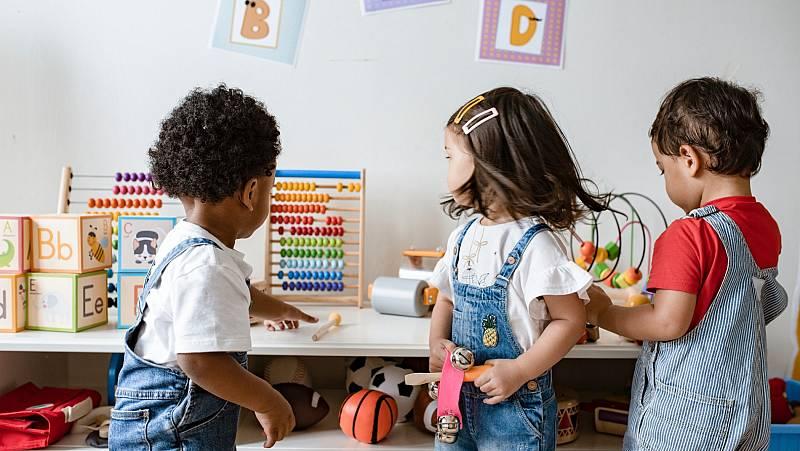 Las escuelas infantiles reabren con medidas para prevenir contagios entre los más pequeños