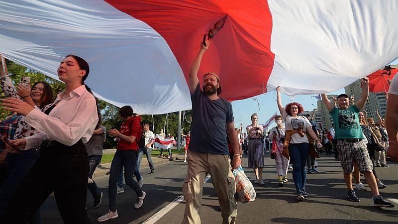 Crisis en Bielorrusia: Deportistas de élite contra Lukashenko