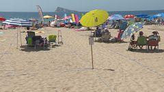 ¿Cómo se mantienen las playas tras el Covid-19?