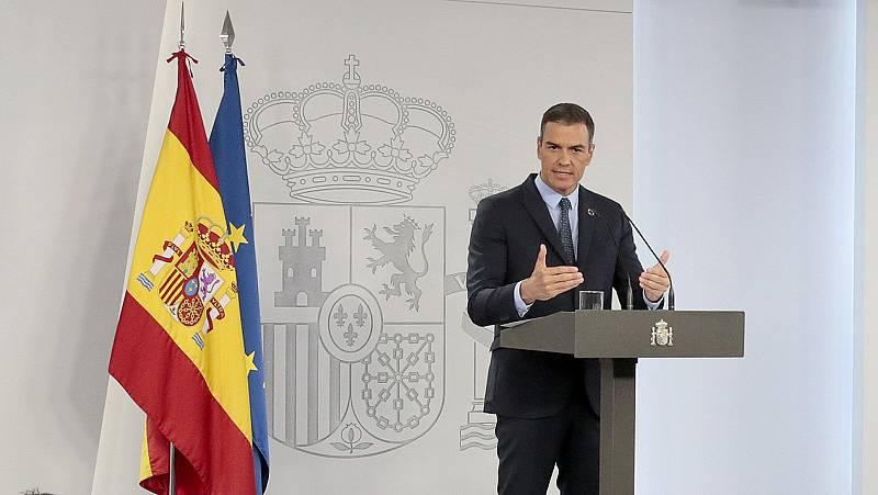 """Sánchez: """"Nos preocupa la evolución de la epidemia en Madrid"""""""