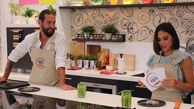 Cocina al punto con Peña y Tamara - Piparra - ver ahora