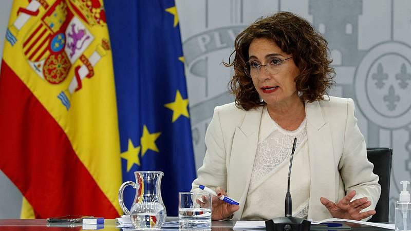 PSOE y Podemos negocian un borrador presupuestario previo a los contactos con la oposición