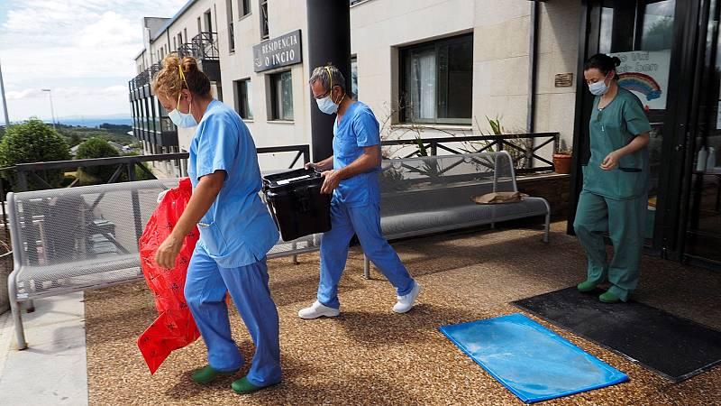 Preocupación en Lugo por dos brotes de coronavirus en residencias
