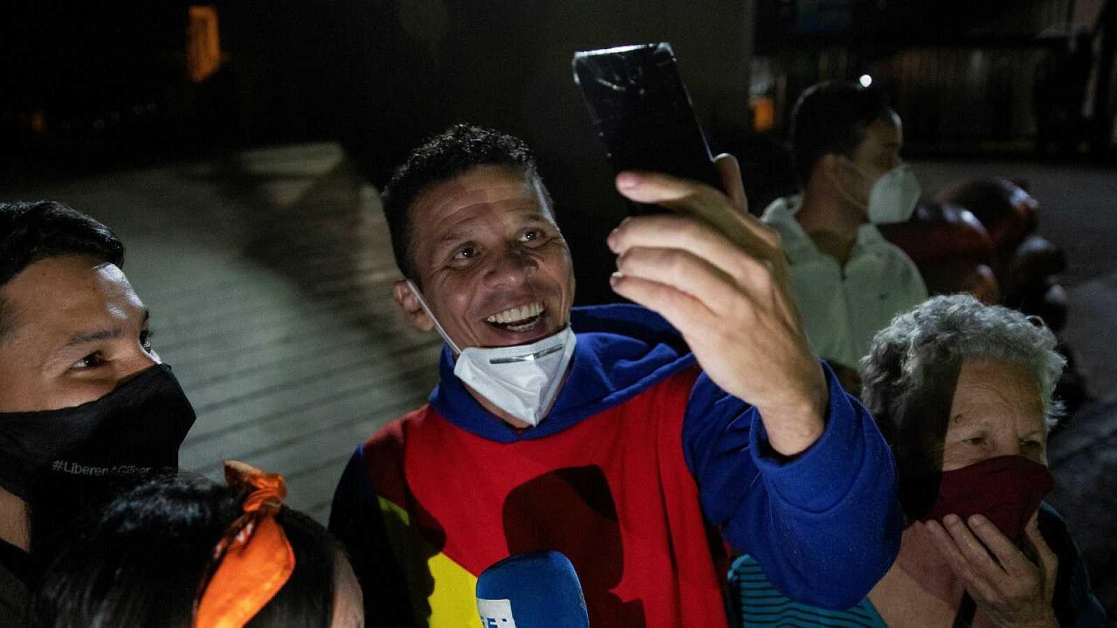 Maduro libera a 110 opositores