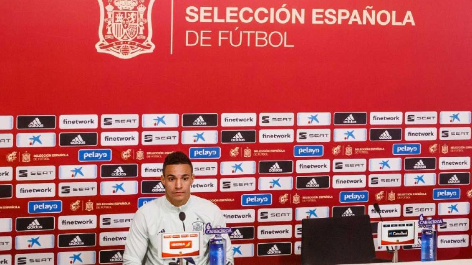 """Rodrigo Moreno: """"Me da pena la situación del Valencia"""""""