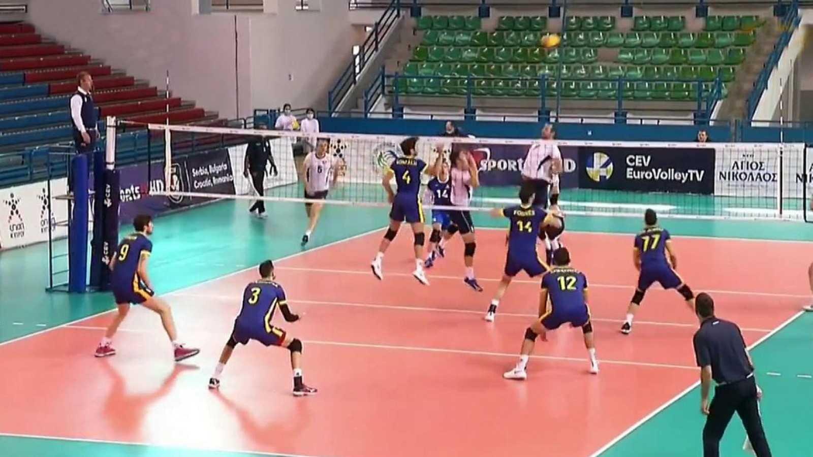 Voleibol - Clasificación Campeonato de Europa Masculino: España - Moldavia - ver ahora