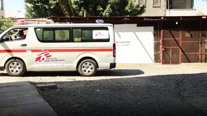 El hospital materno-infantil de Houban en Taiz es uno de los 12 hospitales y centros de salud que Médicos Sin Fronteras gestiona en Yemen. Además, la organización da apoyo a otros 20 centros de salud en 13 gobernaciones.