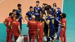 España cae ante Moldavia se complica el pase al Europeo de voleibol