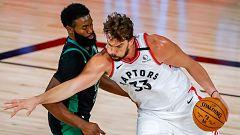 Toronto cae de nuevo ante Boston y Denver alcanza las semifinales