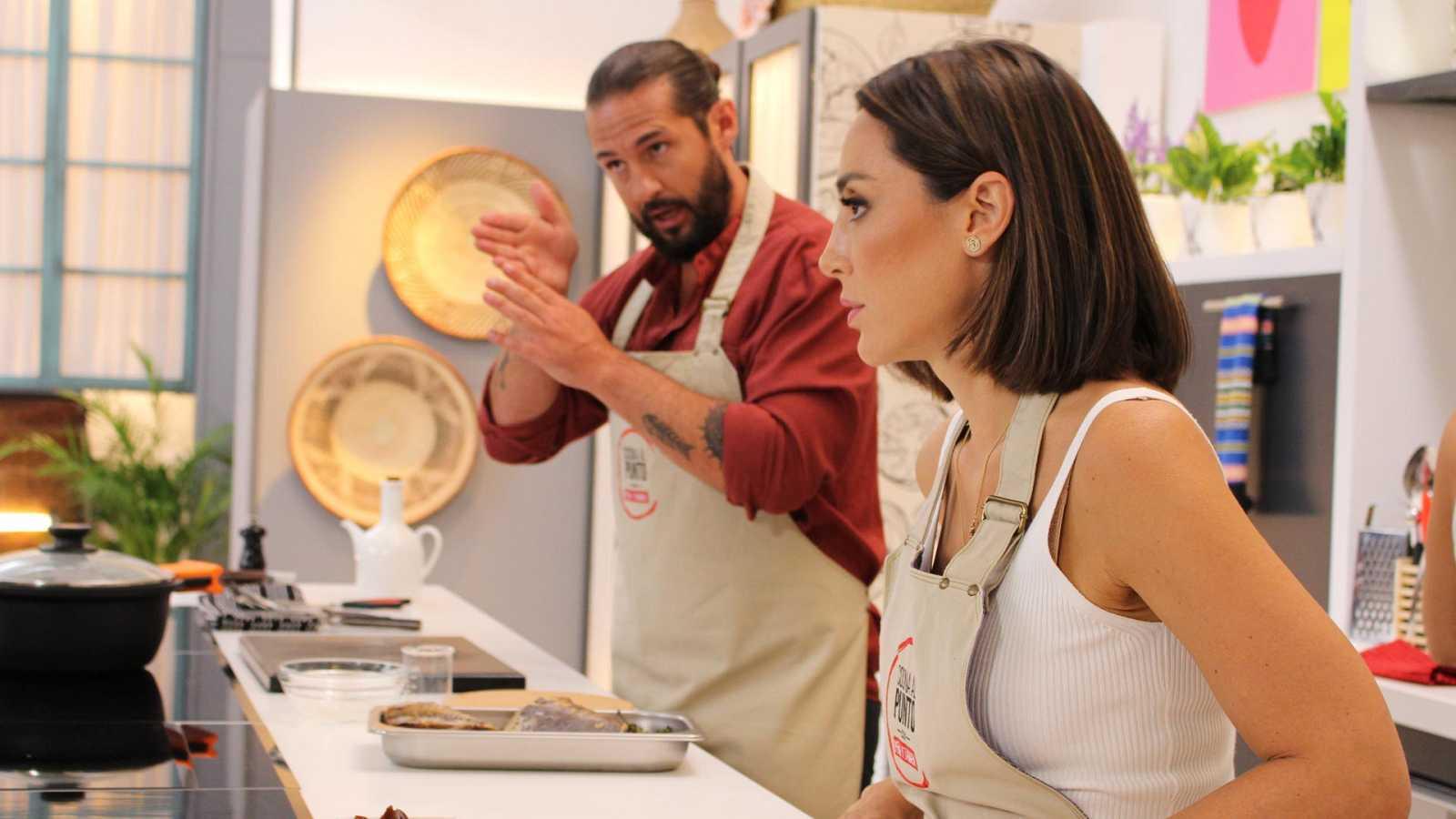 Cocina al punto con Peña y Tamara - Atún rojo - ver ahora