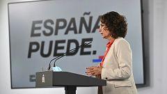 Montero abre la puerta a otras medidas de conciliación para los padres que no puedan coger la baja laboral