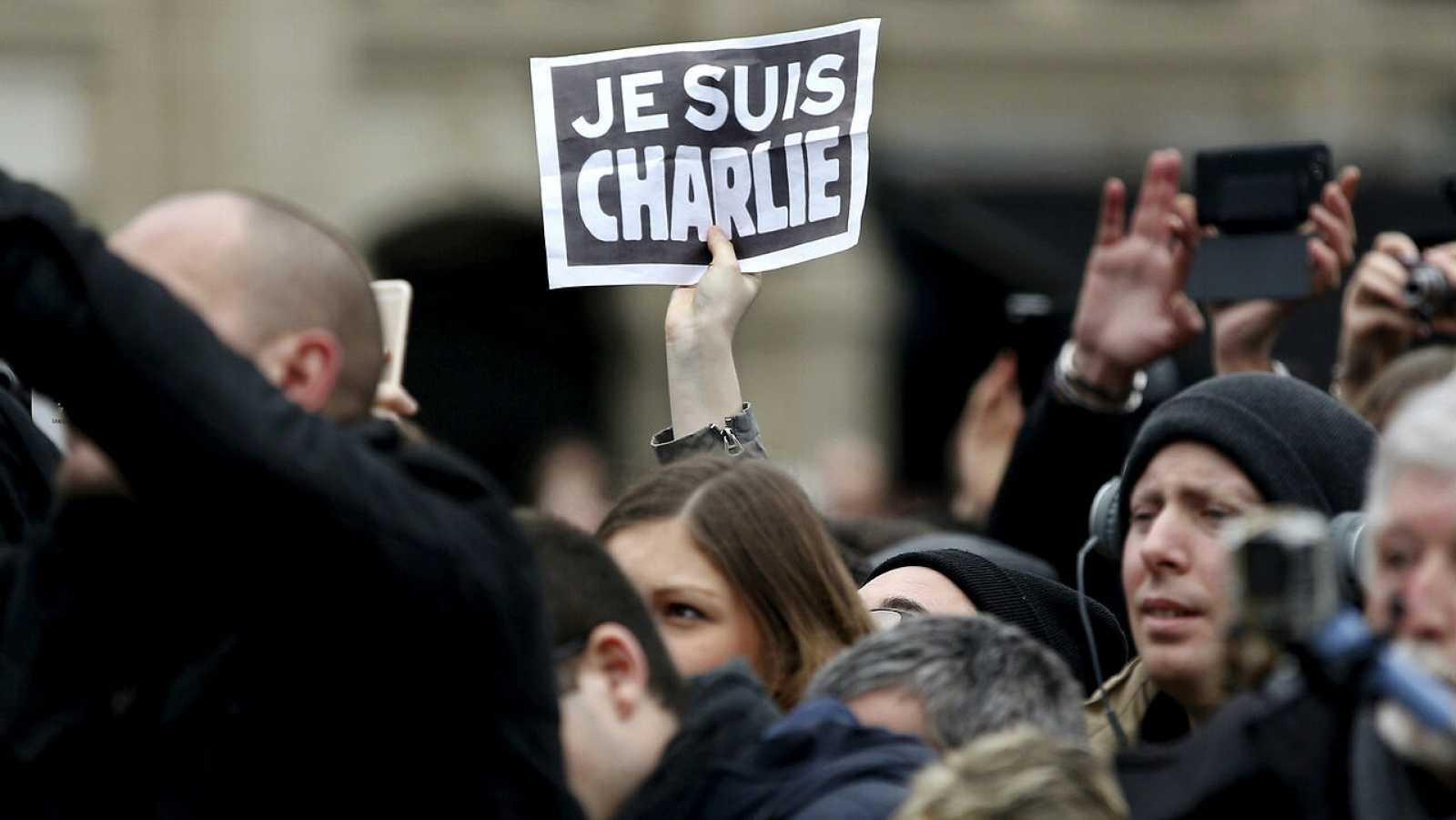 Comienza en Francia el juicio por el atentados yihadistas de 'Charlie Hebdo'