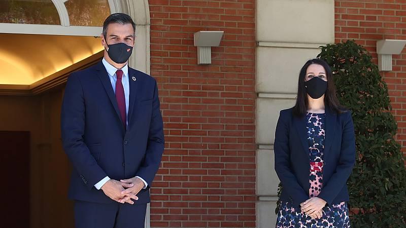 """Arrimadas pide una """"tregua política"""" para hacer frente a la """"segunda oleada"""" de coronavirus"""
