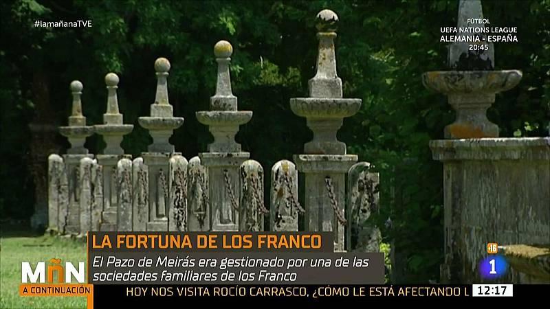 La Mañana - ¿Cuál es el valor del patrimonio de la familia Franco?