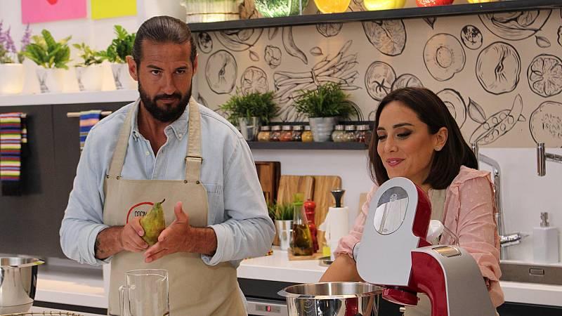 Cocina al punto con Peña y Tamara - Pera de Rincón del Soto - ver ahora