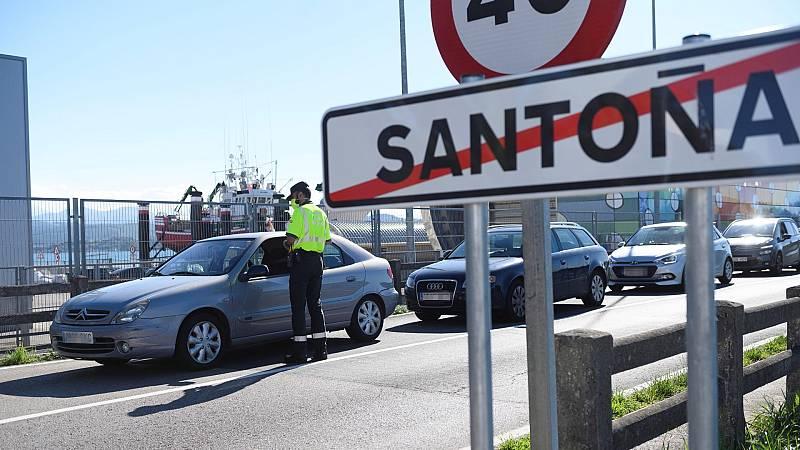"""La localidad cántabra de Santoña vuelve a """"una Fase 2 estricta"""" ante el aumento de casos Covid"""