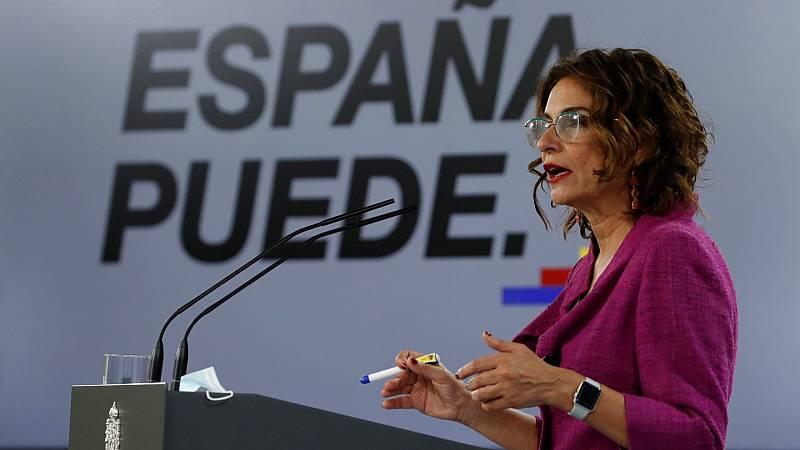 """Montero: """"La voluntad es que la mesa en Cataluña se reúna a mediados de septiembre"""""""