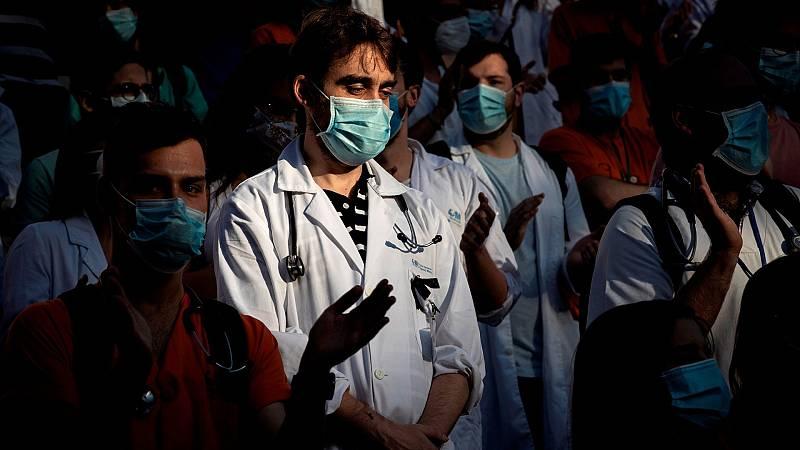 Aumentan las consultas de padres que piden certificados medicos para no llevar a sus hijos al colegio por miedo a contagios