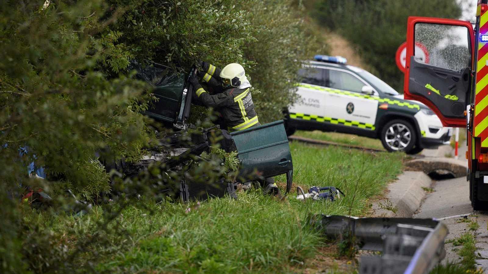 Los desplazamientos se reducen un 95% y los accidentes mortales bajan a 185