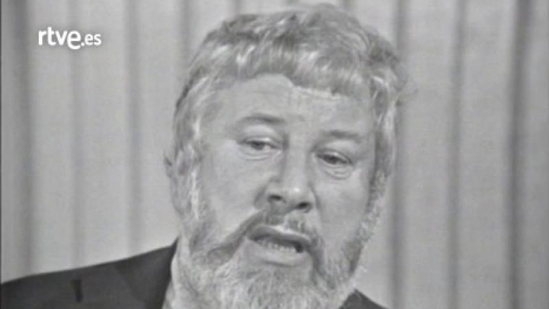 A fondo - Peter Ustinov y Félix Revello de Toro