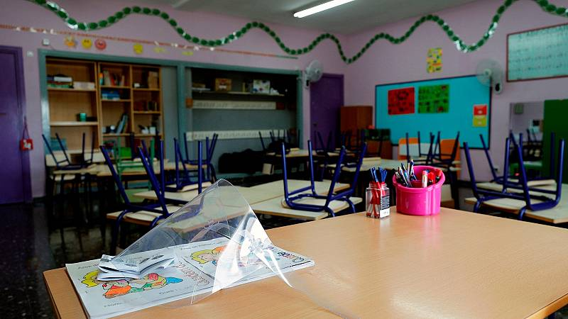 La Fiscalía actuará ante absentismos escolares reiterados e injustificados en un curso marcado por el coronavirus