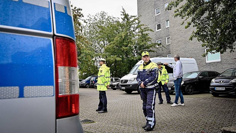 Encuentran los cadáveres de cinco niños en Alemania y la policía sospecha de la madre