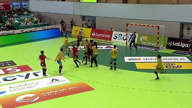 Balonmano - Copa de la Reina 1/4 final: Copa de la Reina 1/4 final: Rincón Fertilidad Málaga - Rocasa Gran Canaria. Desde Alhaurín de la Torre (Málaga) - ver ahora