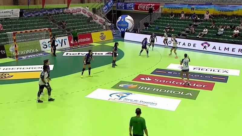 Balonmano - Copa de la Reina 1/4 final: Liberbank Gijón - KH-7 Granollers. Desde Alhaurín de la Torre (Málaga) - ver ahora