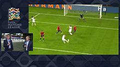"Fútbol - UEFA Nations League 2020. Programa ""Estudio Estadio Selección"". Postpartido: Alemania - España"