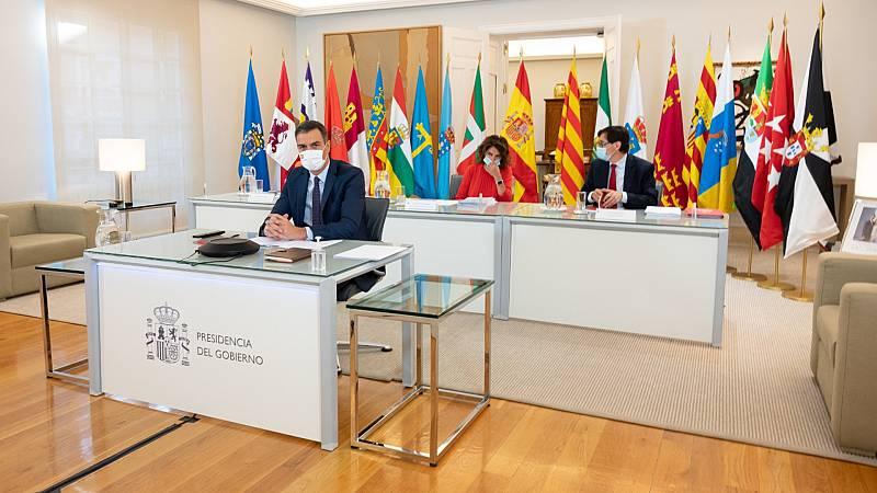 Sánchez pide a las CCAA que el cierre de los colegios no sea una decisión unilateral