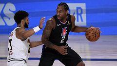 Los Clippers ganan su primer partido de semis ante Nuggets