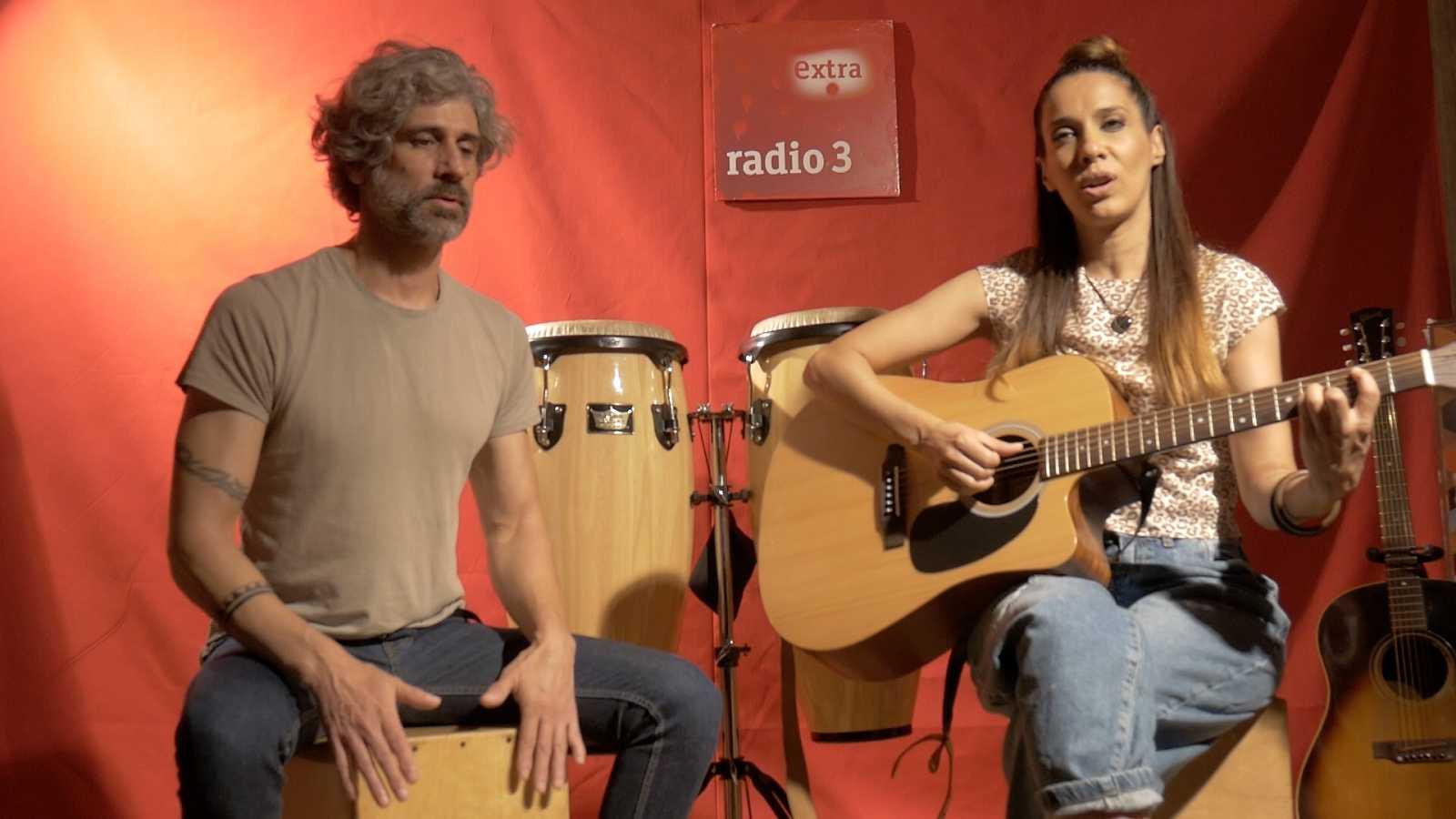 Jammin con Jotamayúscula - Suilma Aali - 04/09/20 - ver ahora