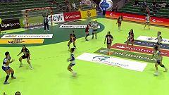 Balonmano - Copa de la Reina 1/4 final: Aula Alimentos de Valladolid - Atlético Guardés