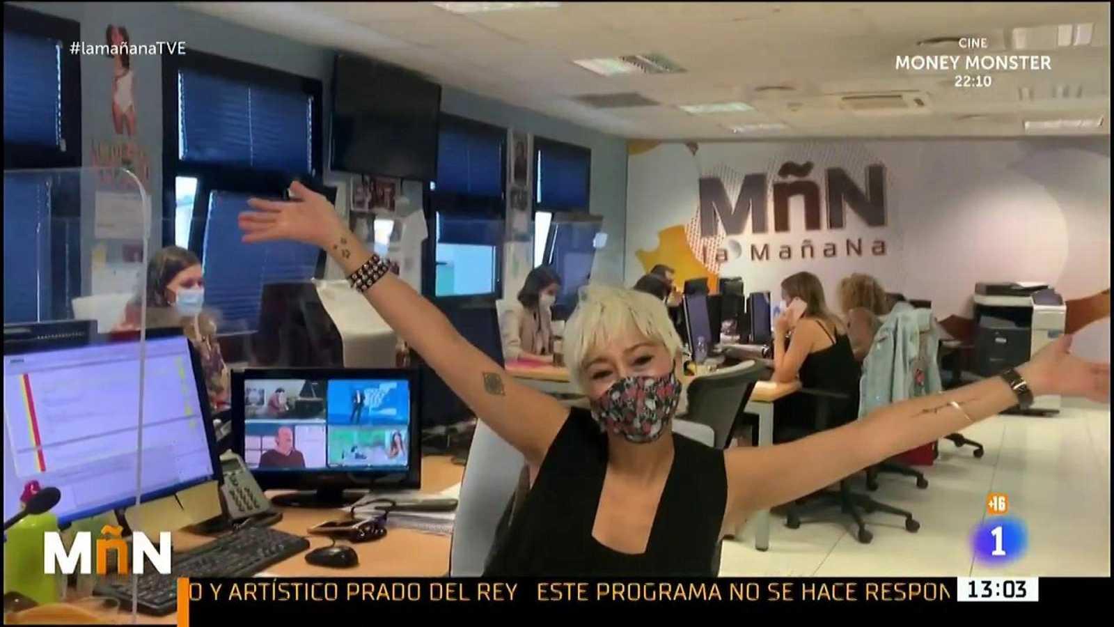 La Mañana - Así se han despedido el equipo de La Mañana