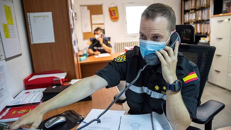 Madrid, Valencia y Murcia contará con rastreadores del Ejército desde el 7 de septiembre