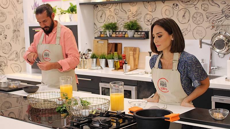 Cocina al punto con Peña y Tamara - Remolacha y pochas - ver ahora